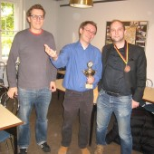 The winners of the BerliCon 2012